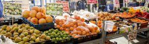 Groente groothandel