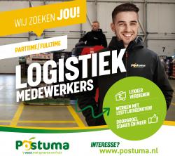 postuma logistiek medewerker