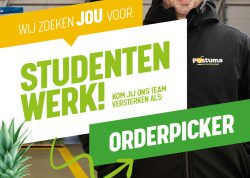Studentenwerk Orderpicker